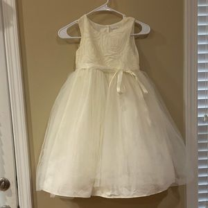 Other - Ivory/Cream Flower Girl Dress